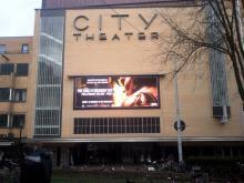 LED scherm City Theater